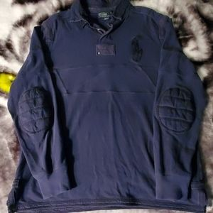 Vintage polo ralph lauren thick long sleeve